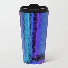 Fuzzy Blues Travel Mug