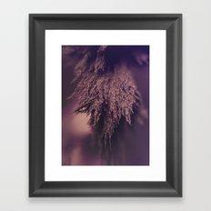 Woolly Framed Art Print