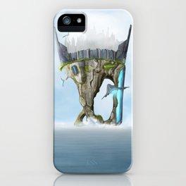 Last Island iPhone Case