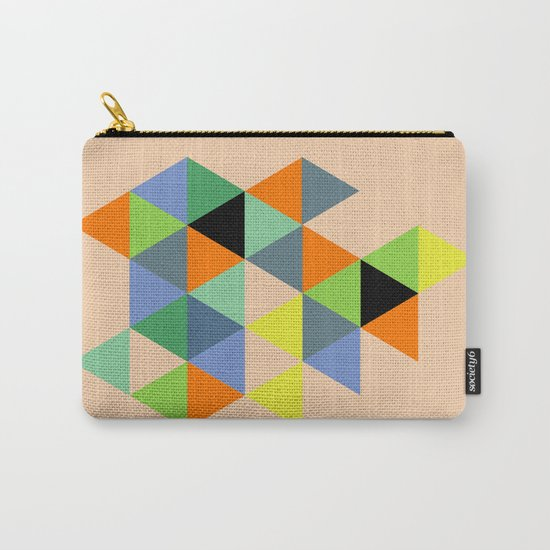 Abstract #693 Carry-All Pouch