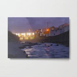 Ribeira Grande, Azores Metal Print