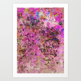 Mapping the Unmappable Art Print