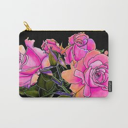 Rose & Candy Valentine Carry-All Pouch
