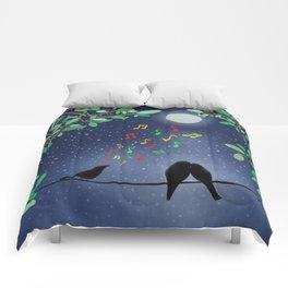 Moonlight Serenade Comforters