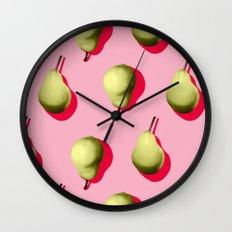 fruit 17 Wall Clock