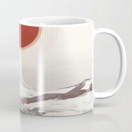 Vintage Iceland Coffee Mug