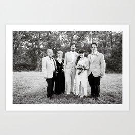 DuPertuis Family Art Print