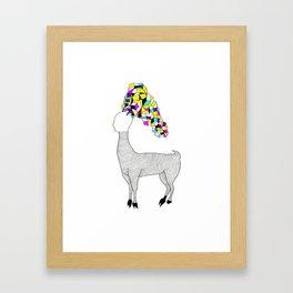Cervo Framed Art Print