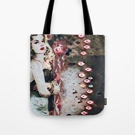 Bloody Smoke Tote Bag