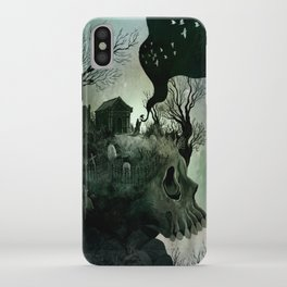 The Forgetting Place iPhone Case