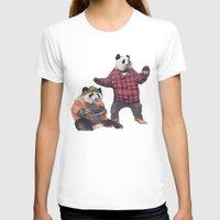 big poppa T-shirts featuring big poppa panda by K.Fields