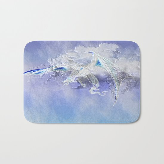 Sky Dragon Bath Mat
