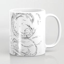 Moon bird Coffee Mug