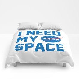 I Need My Nasa Space Comforters