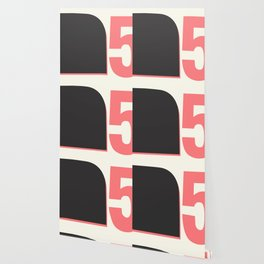 Mod Five Wallpaper