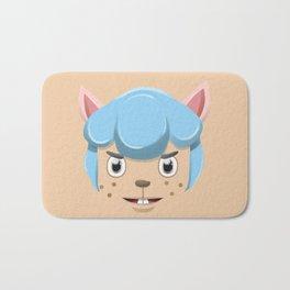 Animal Crossing Cyrus Bath Mat