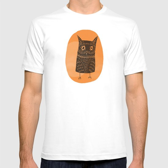 This is my owl T-shirt