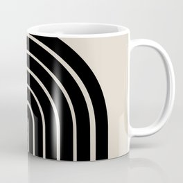 Mid Century Modern Abstract Art  Coffee Mug