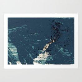 Fighting Tides Art Print