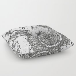 TRANSFORMING KIMMY Floor Pillow