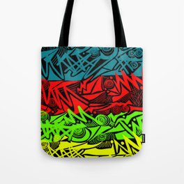 Inked! Tote Bag