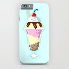 Pixel Sundae iPhone 6s Slim Case