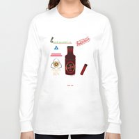 true blood Long Sleeve T-shirts featuring True Blood Logos by CLM Design
