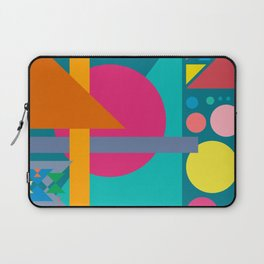Four Sequences and Some Distractions Laptop Sleeve