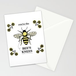 Bee's Knees Stationery Cards