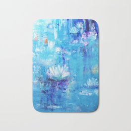 Calm in the Storm - Jenny Bagwill Bath Mat