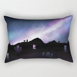 Cacti in the Sky Rectangular Pillow
