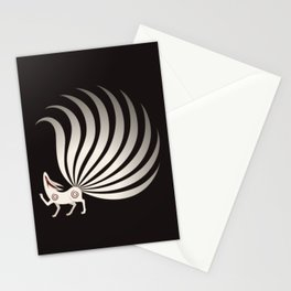 NineTail Variant Stationery Cards