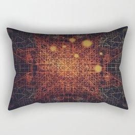 Net Rectangular Pillow