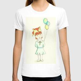 Fox Girl T-shirt