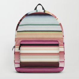 Sandwich cookie stripes Backpack