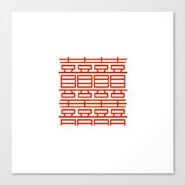doublecoop Canvas Print