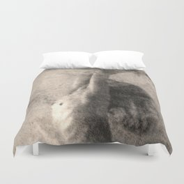 Nude Art Woman Duvet Cover