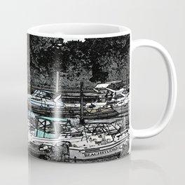 all Boats in a Row Coffee Mug