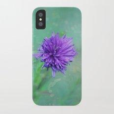 Fantasy Garden - Lilac Beauty iPhone X Slim Case