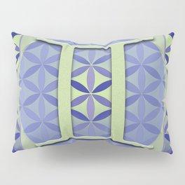 GEMINI Flower of Life Astrology Design Pillow Sham