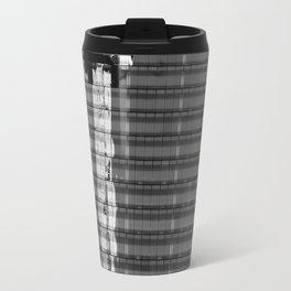 CN Tower Reflections (B&W) Travel Mug