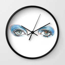 Bowie — Life on Mars Wall Clock