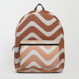 Copper and Paper Backpack