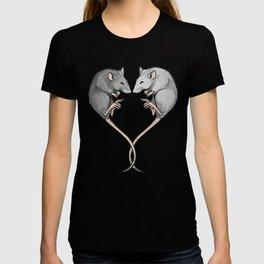 Rat Heart T-shirt