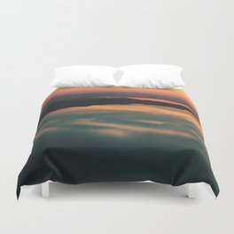 Ancient Reflections Duvet Cover