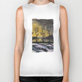 Forever lonely trees (The Danish Girl interpretation) Biker Tank