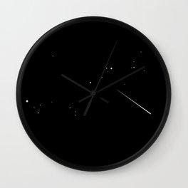 Satellite Falls Wall Clock
