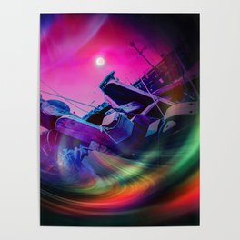 Our world is a magic - Time Tunnel 2 Poster