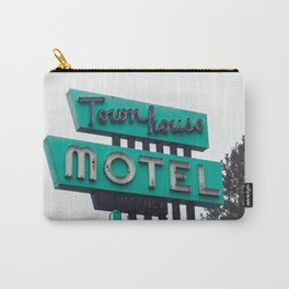 Townhouse Motel - Weed, CA Carry-All Pouch