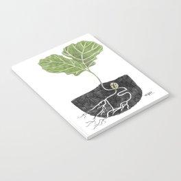 Oak Baby Notebook
